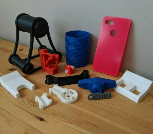 J.W.S. 3D printing service (Hourly Rate-$2.00/Hr-Quotes Free) 10%  to St. Jude