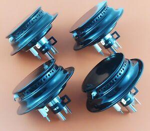 3412D024-09 Gas Range Sealed Burner Head & Igniter For Whirlpool Maytag 4 Pack