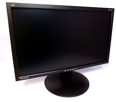 "Viewsonic VA2223WM 22"" Full HD 1080p Widescreen DVI VGA LCD Monitor 1920 x 1080"