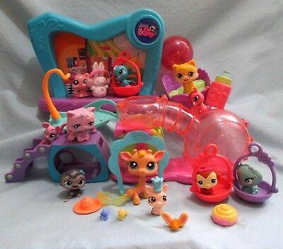 Littlest Pet Shop 35 Pets Dome Accessories Playsets Random Lot Best Deal Lps