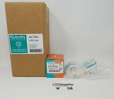 Genuine Oem Kubota Mower Filter Kit T1600 Filter Kit Air Oil Fuel