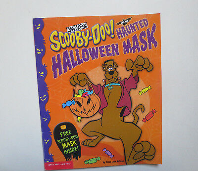 Scooby-Doo: Scooby-Doo and the Haunted Halloween Mask by Jesse Leon McCann (2003