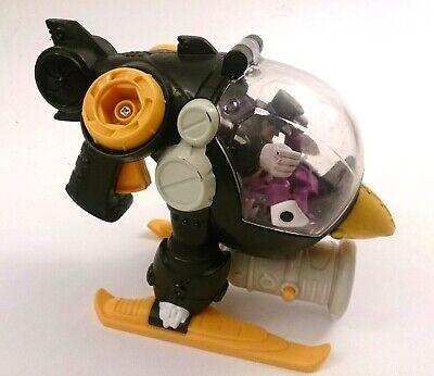 Imaginext The Penguin Copter Batman DC Super Friend Helicopter Vehicle w/Figure