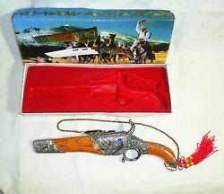 Dorado Knife With Pistol Sheath Collectible Original Box