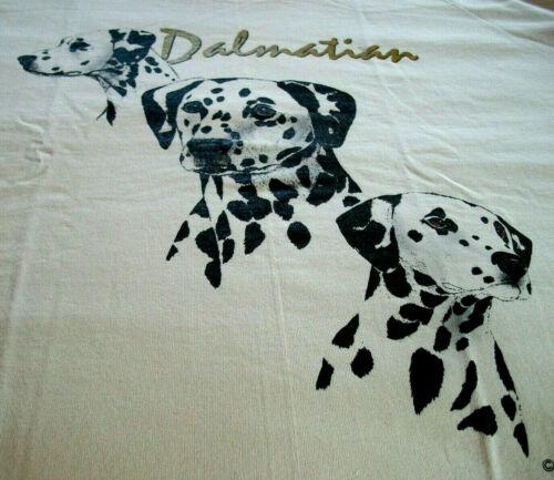 "Dalmatian Sweatshirt "" White "" 3XL ( 54 - 56 )"