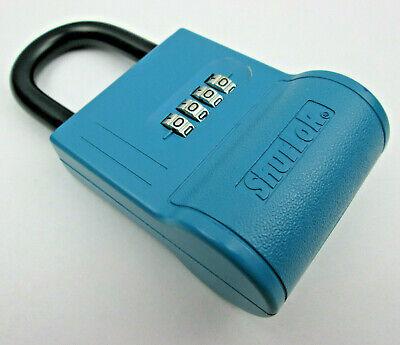 Combination Shurlok Key Storage Lock Box Real Estate Realtor Lockbox