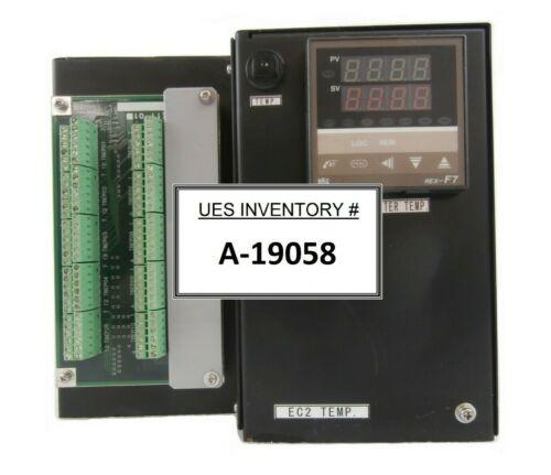Hitachi EC2 TEMP Left Block Heater Temperature Module CTE11-01 M-712E Working