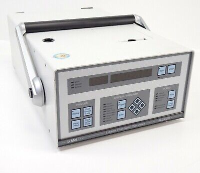 Met One A2400 Ll-1-115v-1 Ce Laser Particle Counter Pn 2087126-01