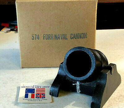 PENNCRAFT USA Cast Iron FORT / NAVAL CANNON Yorktown Victory Center Yorktown, (Yorktown Center)