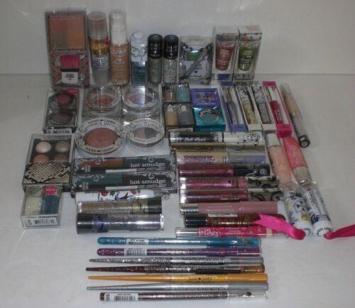 HARD CANDY Cosmetics Makeup Wholesale Resale Mixed Lot 50 Pieces No Duplicates!