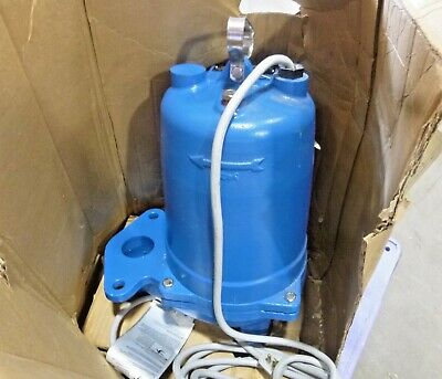 Goulds Water Technology Sewage Ejector Pump Hp 12 Ws0511bhf