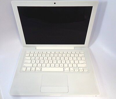 "Apple Macbook 13.3"" A1181 C2D 2.13GHz 4GB RAM 320GB HD Good Condition"