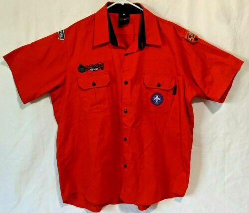 Boy Scout Mexico Red Uniform Baja California Adult Size XX-Large