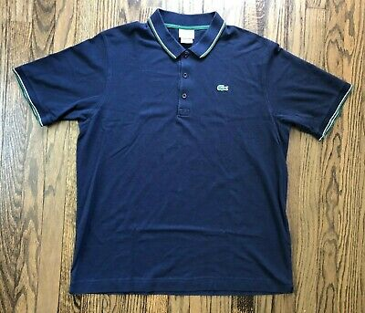 Lacoste Sport Men's Short Sleeve Polo Size 7 XL