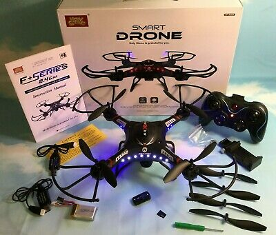 Holy Stone F183W Quadcopter FPV Wide Angle HD Camera Altitude Hold Headless Mode