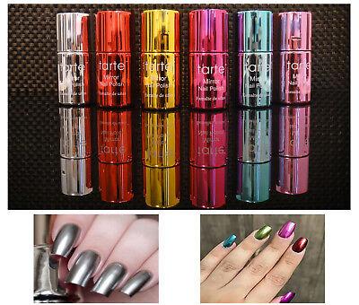Chrom Metallic Effekt Nagellack Spiegel 12 Farben Mirror Glanz Nail