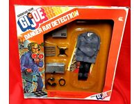 GI Joe Vtg 70/'s Figure Adventure Team 60/'s Part #1 Tan Jeep Spare Wheel x1