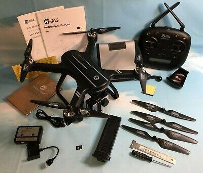Holy Stone HS700 GPS Drone 5G WiFi FPV 1080P Camera Brushless Motors Follow Me