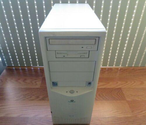 Gateway G6-400 Retro Desktop PC Pentium II 400 Windows 98 3DFX Banshee ISA DVD
