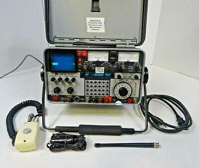 Aeroflex Ifr 1200s Fm Am Communication Service Monitor Spectrum Analyzer
