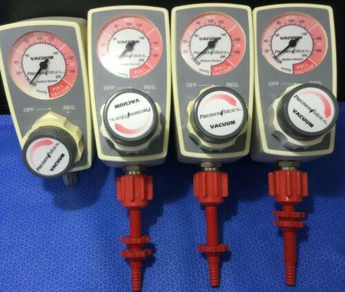 Lot of 4 Nice Precision Medical PM3000 Continuous Vacuum Regulators    LotK/kp