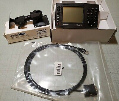Trimble Echo Ldx Ii Message Display Terminal 67788 New 46860-10 For Cross Check