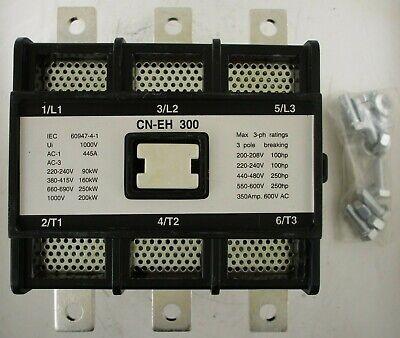 Eh-300-30-22-af Aftermarket Eh 300 Contactor For Abb 120v Coil Af Eh300-30-22af