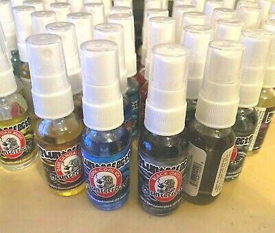 Blunteffects 100% Concentrated Spray 5 Air Fresheners 1oz Car Home 5 Assorted