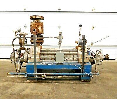Mo-3273 Ksb Hgc 311 Boiler Feed High Pressure Pump. Q 119 Th. 3560 Rpm.