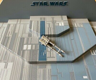 STAR WARS MODERN VEHICLE PART Y WING 2011 VINTAGE COLLECTION TOP CANNON