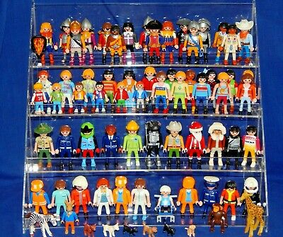 PLAYMOBIL FIGURES - Knights, City, Animals & Assorted People-  Please choose:-