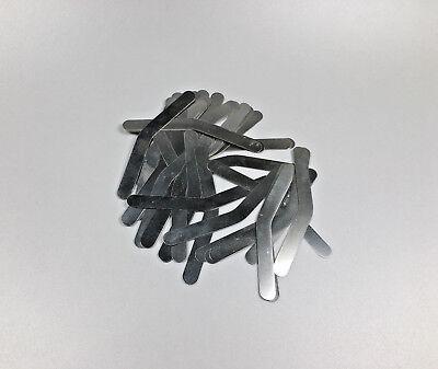 50 Pcs Dental Tofflemire Stainless Steel Matrix Bands Universal 1