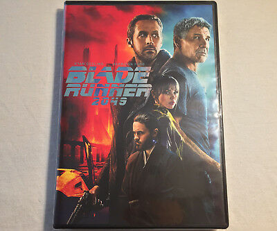 Blade Runner 2049  Dvd 2017  Brand New   Free Shipping