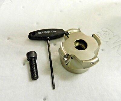 Seco Indexable Copy Face Mill 3 Dia X 1 Bore R220.29-03.00-06.4a 03367