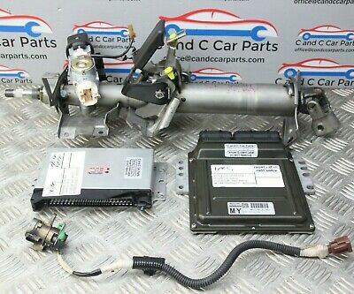 Nissan 350Z Lock Set 1 Key Ignition ECU VQ35DE 300hp MEC33 890 *319