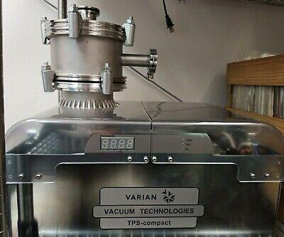 Varian Vacuum Technologies Tps Compact 9698223 Dry Pump