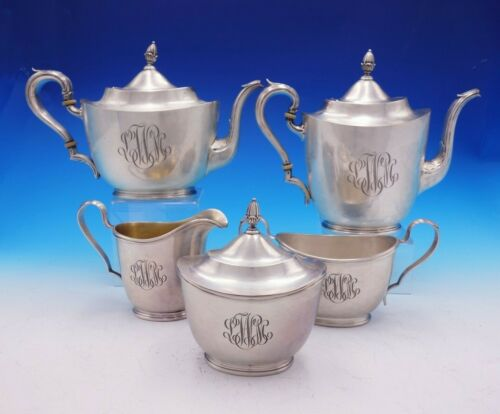 Richmond by International Sterling Silver Tea Set 5-Piece #C337 (#3425)