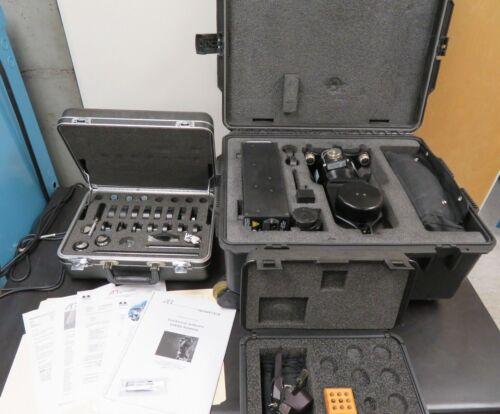API LTS-1100 Laser Tracker II Plus - New 2005 - w/ accessories & software