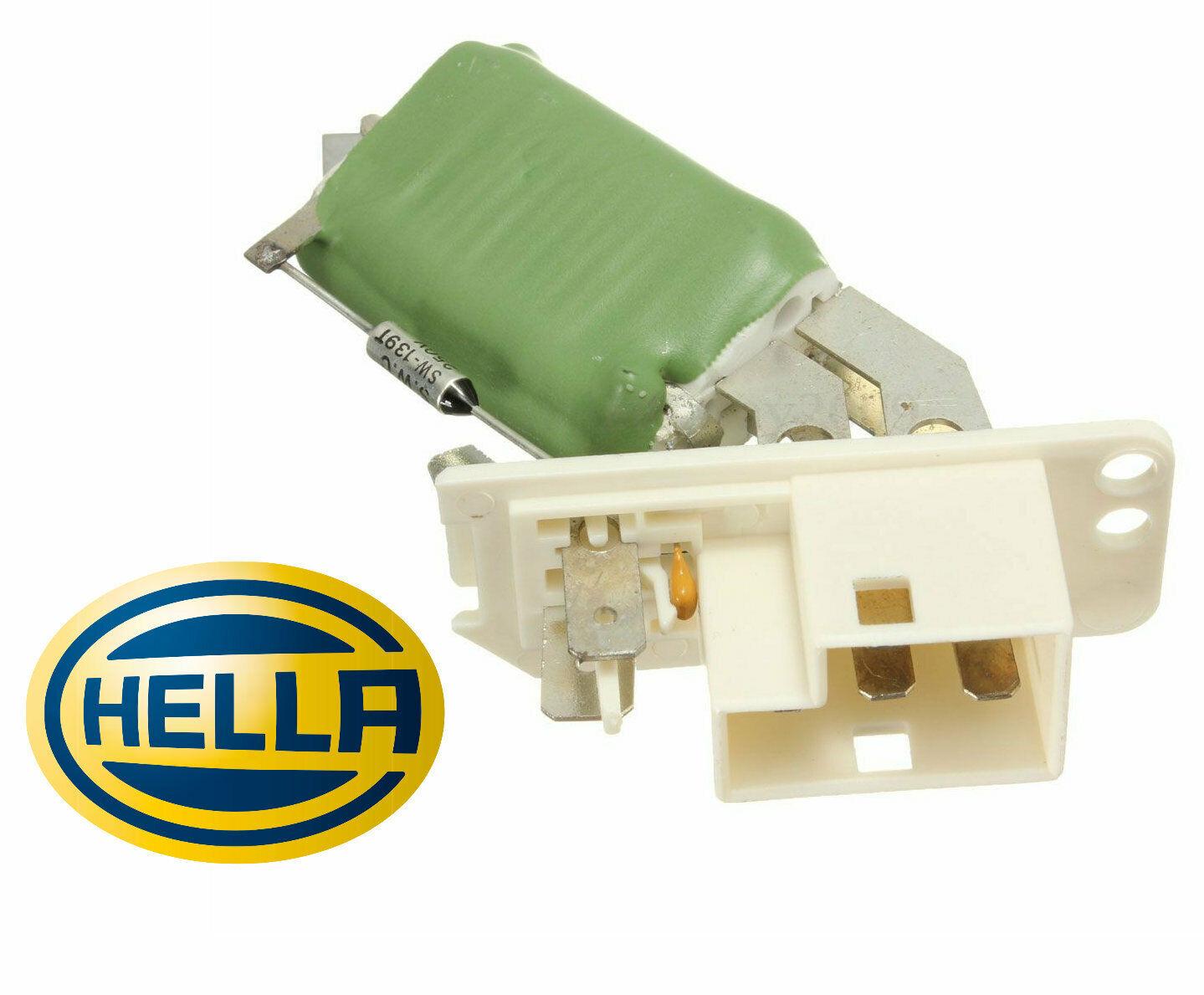 1.4 Mk3 Resistencia Ventilador Soplador Calefactor se ajusta Opel Astra