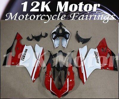 Fit For DUCATI 899 1199 Fairing Kit Fairings Set Bodywork Part Panel Design 3
