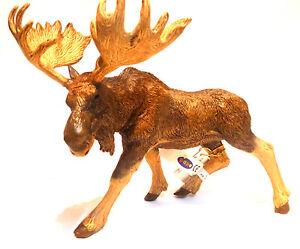 Q1) PAPO (50065) Elch Elk Waldiere Hirsch