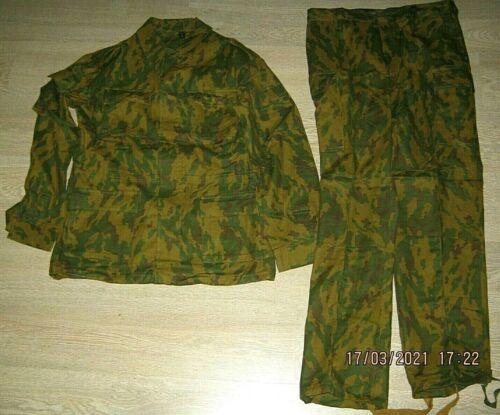 Russian Army Combat Suit VSR-93 Barvikha Camo 1994 Size 54-5 Outdoor Reenactment