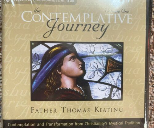 THE CONTEMPLATIVE JOURNEY VOLUME 1 BY FATHER THOMAS KEATING - 12 CDS