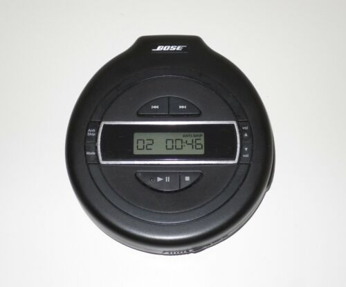 Bose Model PM-1 Portable Compact Disc CD Player Retro Tested Personal