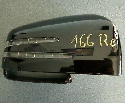 Mercedes GLE W166 ML Kappe Spiegel Spiegelkappe Rechts Schwarz