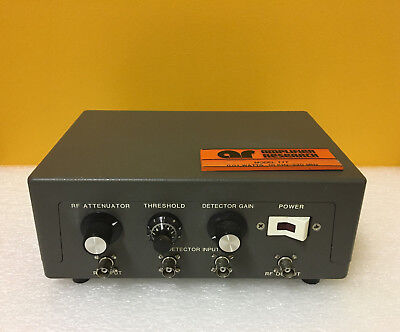 Amplifier Research 777 10khz - 220mhz Solid State Leveling Preamplifier Tested