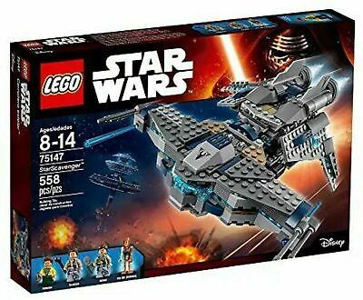 LEGO STAR WARS StarScavenger 75147 - NEW