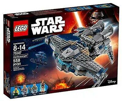NEW LEGO Star Wars StarScavenger 75147 Set Star Wars Rebels Retired Sealed