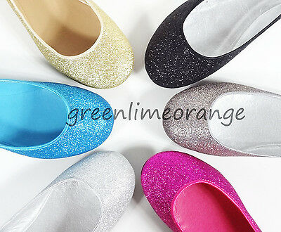 Women's Pretty Glitters Flat Ballet Shoes
