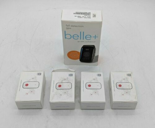 Various Health Electronics (Contact Tracker, Fall Detector) Lot of 5 -IB0454